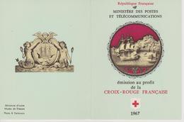 FRANCE CROIX ROUGE FRANCAISE 1967 ( Statuette Musée De Dieppe ) - Poste