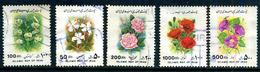 Iran Série Courante 1993 Fleurs ° - Iran