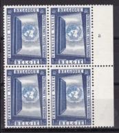 Belgie COB** 1053-62.3 - Ongebruikt