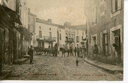 109. CPA 47 LACAPELLE-BIRON. GRANDE RUE. - France