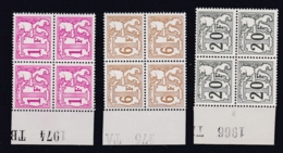 Belgie COB**  TX 73-83 - Portomarken