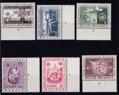 Belgie COB° Plaatnummer PA 30-35.2 - Airmail