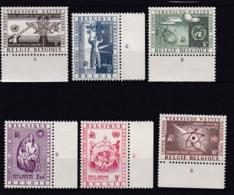 Belgie COB° Plaatnummer PA 30-35.3 - Airmail