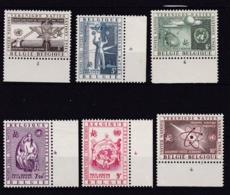 Belgie COB° Plaatnummer PA 30-35.4 - Airmail