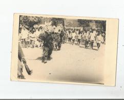 HAUTE VOLTA (BURKINA FASO) PHOTO DANSE DES MASQUES - Burkina Faso