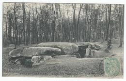 Forêt De CARNELLE (95) - La Pierre Turquoise - France