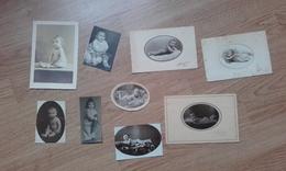 ANCIENNES PHOTOS DE BEBES - Personnes Anonymes