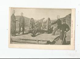 ROMANIA BATERIA CAROL LA CALAFAT 1877 - Roumanie