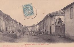TRIAUCOURT  Rue BASSE D'EVRES  ( Plan Animé) - Sonstige Gemeinden