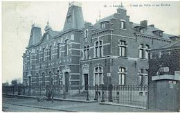 LANDEN - Hôtel De Ville Et Les Ecoles - N° 16  Phot. Bertels - Landen