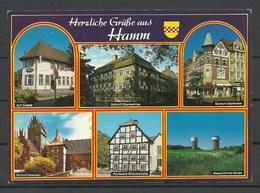 Deutschland HAMM Sent 1992 With Stamp - Hamm