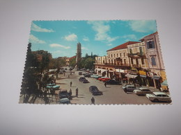 Syrie.Liban.Tripoli.Tell Square.Place Tell. - Syrie