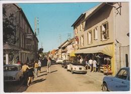 50 BARNEVILLE Avenue De La Gare , Façade Commerce ,voiture Année 60, Renault Dauphine ,4 L , Citroen 2 CV - Barneville
