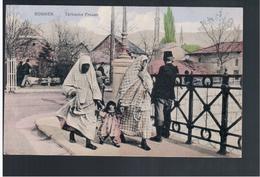 BOSNIA Sarajevo Türkische Frauen 1910 OLD POSTCARD 2 Scans - Bosnia And Herzegovina