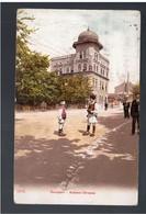 BOSNIA Sarajevo Kasevo Strasse 1913 OLD POSTCARD 2 Scans - Bosnia And Herzegovina