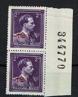 724 S Paire  Bdf 344770 - 1946 -10%