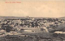 ANTIGUA / 3 - City Of Saint John's - Antigua & Barbuda