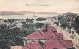 ANTIGUA / 14 - Harbour Of Saint John's - Antigua & Barbuda