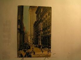 New York - Wall Street - Wall Street