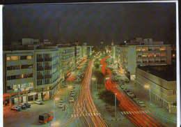 Kuwait - Postcard Unused  - Fahad Salim Street,night - Koweït