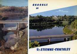 BARRAGE DE ST ETIENNE CANTALES - Non Classés