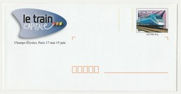 """France : Superbe PAP N° 3475 - Le Train Capitale -   """" TGV """" - 2003 - - PAP: Sonstige (1995-...)"""