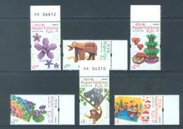 HONG KONG -  MNH/**- 2008 - PAPER FOLDING FUN - Yv 1385-1390 -  Lot 18287 - Neufs