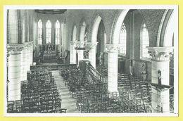 * Beselare (Zonnebeke - Ieper - Ypres) * (Nels, Uitg Van Kersschaever Soete) Binnenzicht Kerk, Intérieur église, Church - Zonnebeke