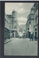 BOSNIA Sarajevo Cumuriagasse Ca 1910 OLD POSTCARD 2 Scans - Bosnia And Herzegovina