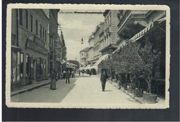 BOSNIA Sarajevo Franz Josef Strasse Ca 1915 OLD POSTCARD 2 Scans - Bosnia And Herzegovina