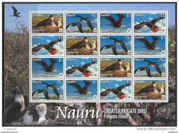 Nauru 2008. Michel #690/93-C MNH/Luxe. Frigate. WWF. (Ts55/B49) - Nauru