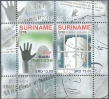 Surinam - Suriname 2015 Yvert BF-121, America UPAEP - MNH - Surinam