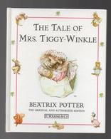 The Tale Of Mrs. Tiggy-Winkle By Beatrix Potter En 1996 - Enfants