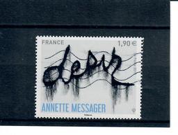Yt 5202 Annette Messager - France