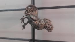 Coq En Métal Argenté - Autres Collections