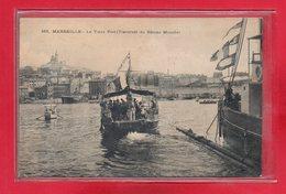 13-CPA MARSEILLE - LE VIEUX PORT - Puerto Viejo (Vieux-Port), Saint Victor, Le Panier