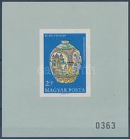 ** 1968 Bélyegnap Ajándék Blokk (60.000) / Mi Block 66 Prestent Of The Post - Timbres