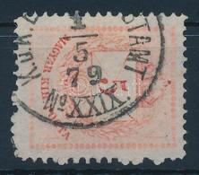 O Bosznia Előfutár 1879 Színesszámú 5kr ,,K.u.k. E(TAPPENPO)STAMT No XXIX.' (50.000) - Timbres