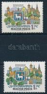 O 1969 Dunakanyar 1Ft Nyomdailag Előbélyegzett, Nem áztatott Bélyeg Jelentős Színeltéréssel. Certificate: Glatz - Timbres