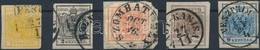 O 1850 Sorozat (min 38.000) - Timbres