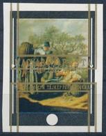 (*) 1969 Festmények (VII.)  60f Fázisnyomat  Az Arany Keret Extra Elcsúszásával - Timbres