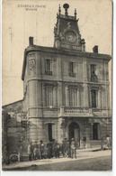1 Cpa Quissac - Mairie - Quissac