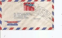 Equateur  ( Lettre De 1964 De Quito Vers La Grande-Bretagne à Voir) - Ecuador