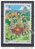 Japan - Japon 2002 Yvert 3245, Scouts, 23rd Asian Pacific Jamboree, Osaka - MNH - 1989-... Emperador Akihito (Era Heisei)