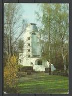 Germany DDR POTSDAM Einsteinturm Tower Sent 1990 With Stamp - Potsdam