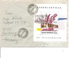 Roumanie ( Lettre De 1994 De Timisoara Vers L'Allemagne à Voir) - 1948-.... Républiques