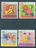 HONG KONG -  MNH/**- 2009 - HEARTWARMING - Yv 1421-1424 -  Lot 18291 - Neufs