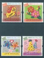 HONG KONG -  MNH/**- 2009 - HEARTWARMING - Yv 1421-1424 -  Lot 18291 - 1997-... Région Administrative Chinoise