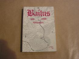 BAILUS 888 1988 Mélanges BAELEN Régionalisme Limbourg Dolhain Industrie Textile Tisserand Exploitation Minière Mine - Culture