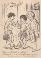 Germaine BOURET Alors C'est Bath à L'atelier? Edité Par L'union Des Associations Pour La Sauvegarde De L'enfance - Bouret, Germaine